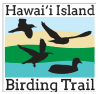 Hawaii Island Birding Trail Logo